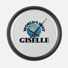 World's Best Giselle Large Wall Clock