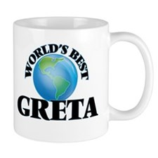 World's Best Greta Mugs