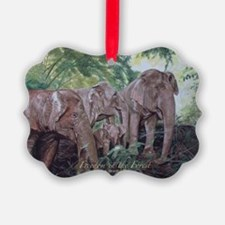 Freedom in the Forest Ornament