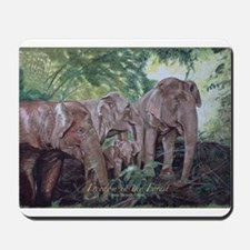 Freedom in the Forest Mousepad