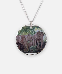 Freedom in the Forest Necklace