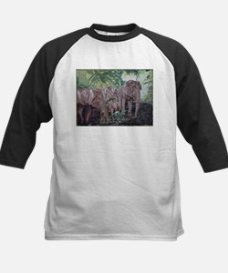 Freedom in the Forest Kids Baseball Jersey