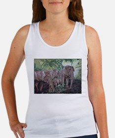 Freedom in the Forest Women's Tank Top