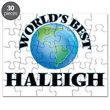 World's Best Haleigh Puzzle