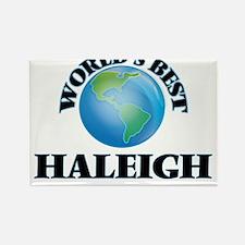 World's Best Haleigh Magnets