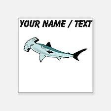 Custom Hammerhead Shark Sticker