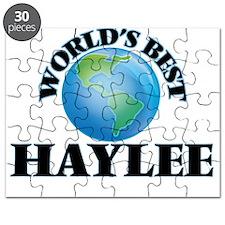 World's Best Haylee Puzzle
