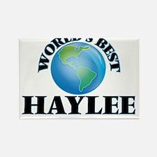 World's Best Haylee Magnets