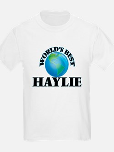 World's Best Haylie T-Shirt