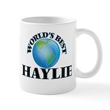 World's Best Haylie Mugs