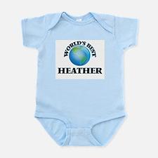 World's Best Heather Body Suit