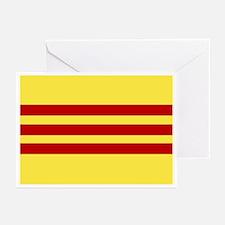 Vietnamese Flag Notecards (Pk of 10)