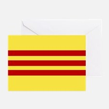 Flag of Vietnam Notecards (Pk of 10)