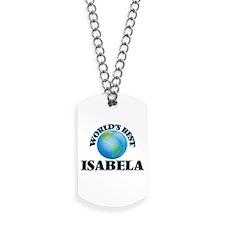World's Best Isabela Dog Tags