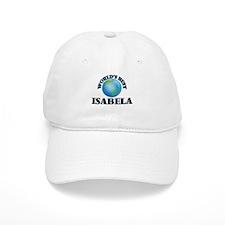 World's Best Isabela Baseball Cap