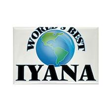 World's Best Iyana Magnets