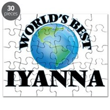 World's Best Iyanna Puzzle