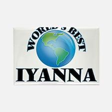 World's Best Iyanna Magnets