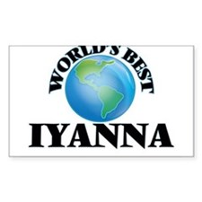 World's Best Iyanna Decal