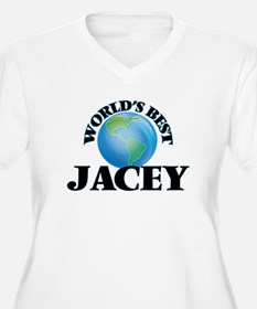 World's Best Jacey Plus Size T-Shirt