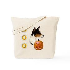 Basenji Boo Tote Bag