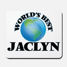 World's Best Jaclyn Mousepad