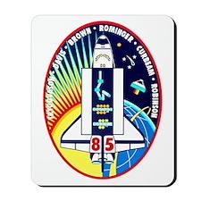 Shuttle Mission 85 Patch Mousepad