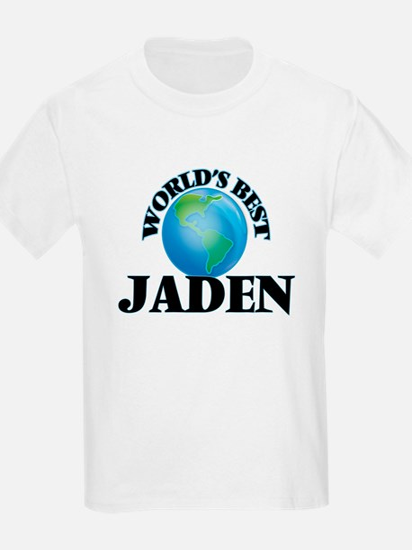 World's Best Jaden T-Shirt