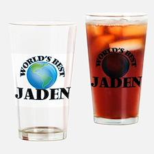 World's Best Jaden Drinking Glass