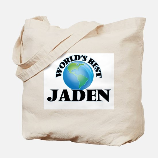 World's Best Jaden Tote Bag