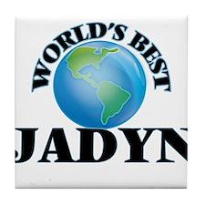 World's Best Jadyn Tile Coaster