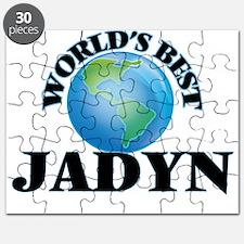 World's Best Jadyn Puzzle