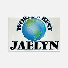 World's Best Jaelyn Magnets