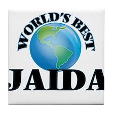 World's Best Jaida Tile Coaster