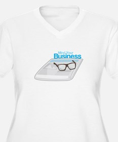 Mind Your Business Plus Size T-Shirt