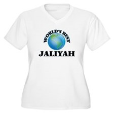 World's Best Jaliyah Plus Size T-Shirt