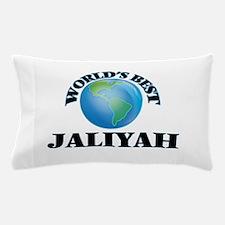 World's Best Jaliyah Pillow Case