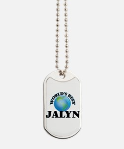 World's Best Jalyn Dog Tags