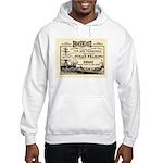 Gold Express Clipper Ships Hooded Sweatshirt