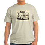 Gold Express Clipper Ships Light T-Shirt