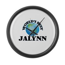 World's Best Jalynn Large Wall Clock