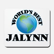 World's Best Jalynn Mousepad