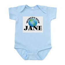 World's Best Jane Body Suit
