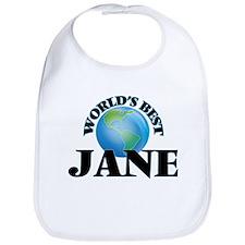 World's Best Jane Bib