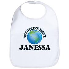 World's Best Janessa Bib