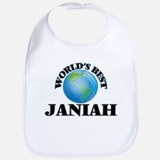 World's Best Janiah Bib