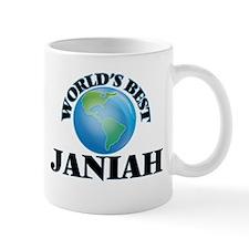 World's Best Janiah Mugs