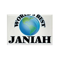 World's Best Janiah Magnets