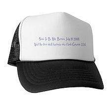 Soon To Be Mrs. Berrios July  Trucker Hat