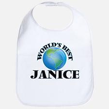 World's Best Janice Bib